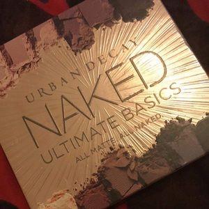Naked makeup pallet